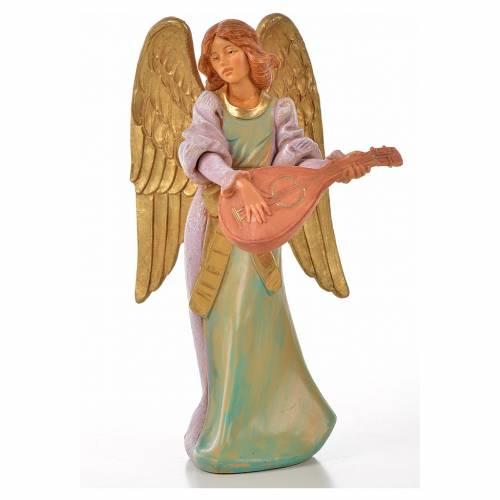 Angelitos músicos 2 pz. Fontanini cm. 15 s3