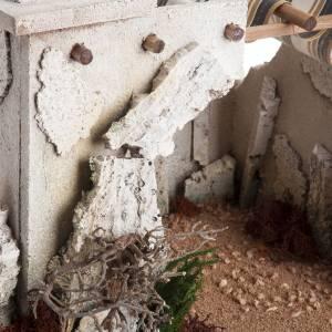 Krippe Hütten und Grotten: Arabische Hütte für Krippe