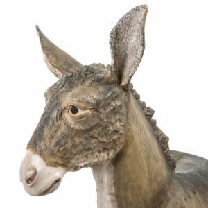 Animali presepe: Asinello 180 cm resina Fontanini