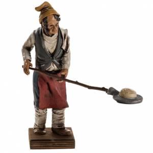 Baker, 18cm terracotta s2