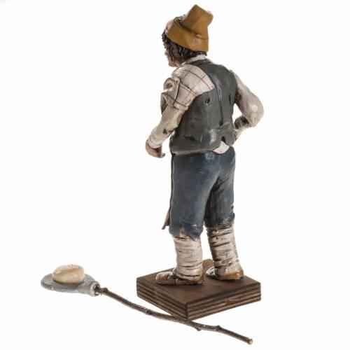 Baker, 18cm terracotta s6
