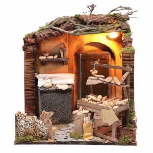 Neapolitan Nativity Scene: Bakery for Neapolitan nativity scene