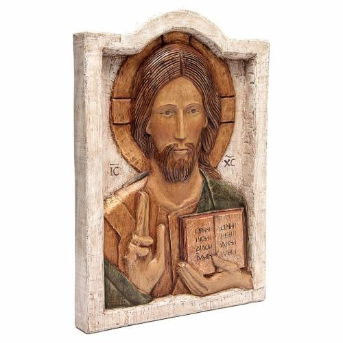 Bassorilievo Gesù Maestro s2