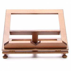 Book stands: Beechwood liturgical bookstand