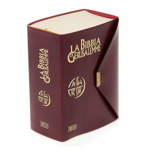 Bibbia Gerusalemme tascabile nuova traduzione 2009 s1