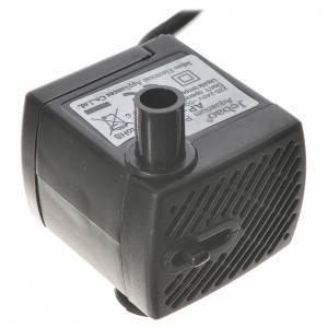 Bomba de agua y motores para movimientos: Bomba de agua para belén 2,5 W AP300