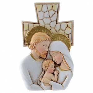 Bomboniere e ricordini: Bomboniera Matrimonio Croce S. Famiglia 12x7 cm