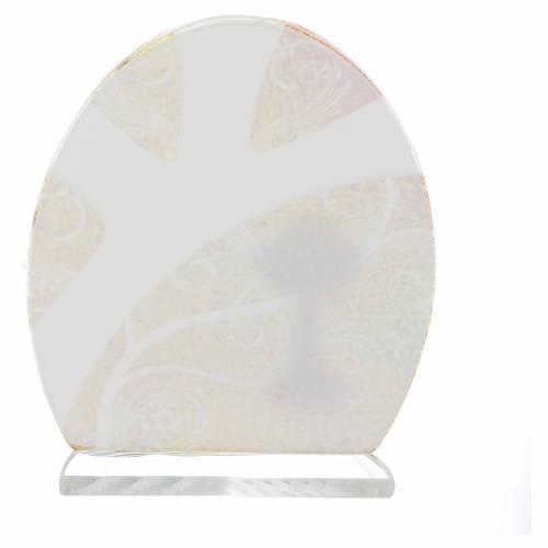 Bomboniera Prima Comunione Calice Arg. 8,5 cm s2