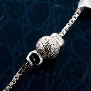 Bracelet dix grains , glissant s4