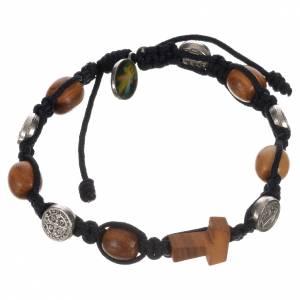 Bracelets, dizainiers: Bracelet dizainier tau et médailles