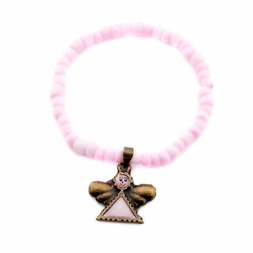Bracelet enfant, ange s6