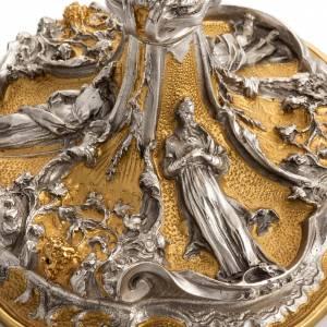 Calice e Pisside in bronzo s6