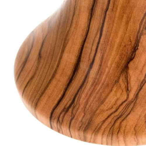 calice en bois d'olivier de poche s5
