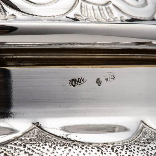 Calice et ciboire argent 800 mod. Régulus s5