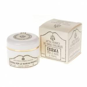 Healing products and remedies: Camaldoli Bee Propolis Hand Cream (50 ml)