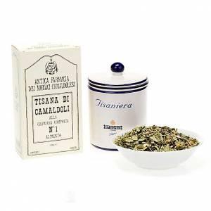 Teas and Brews: Camaldoli Bermuda grass herbal tea
