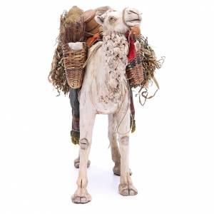 Angela Tripi Nativity scene: Camel, 18cm made of Terracotta by Angela Tripi