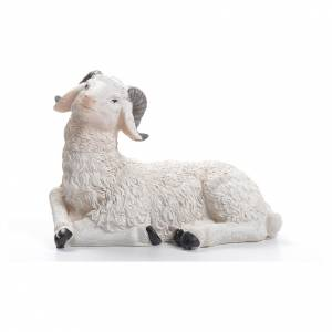 Animales para el pesebre: Carnero belén 30-40 cm