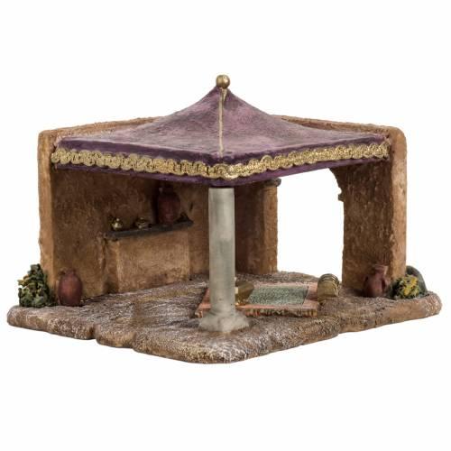 Carpa de los Reyes Magos para pesebre 6,5cm, Fontanini s4
