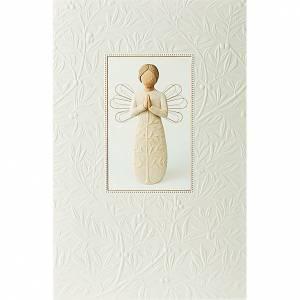 Cartes vœux: Cartes Willow Tree, un arbre, une prière 21x14