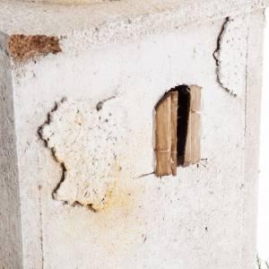 Ambientazioni, botteghe, case, pozzi: Casa araba con cupola per presepe