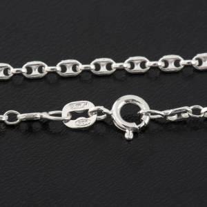 Catena marinara argento 925 - lung. 50 cm s2