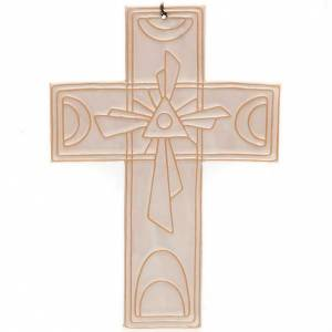 Ceramic cross Trinity s3