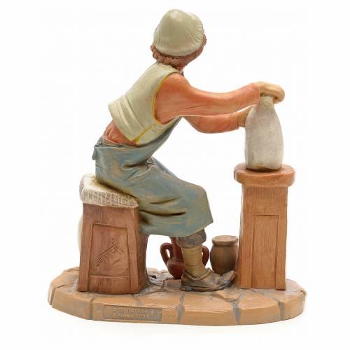 Ceramista 19 cm Fontanini s2