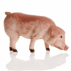 Cerdo 14 cm. belén napolitano s2