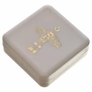 chapelets parfumés: Chapelet parfumé au jasmin blanc Pape François
