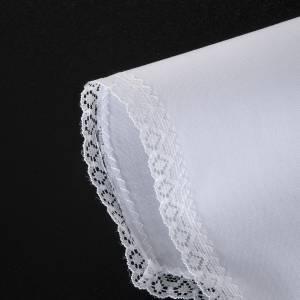 Chemise pour baptême, croix blanche s3