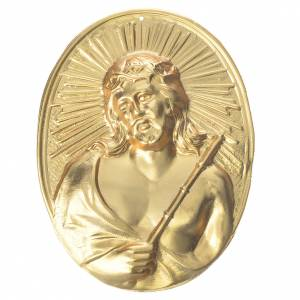Confraternity Medals: Confraternity Medal, Christ with thorns