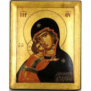 Ícono Madre de Dios de Vladimir s1