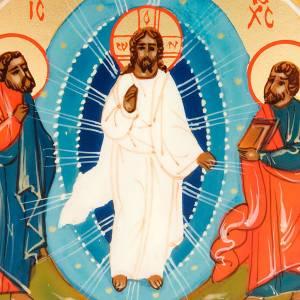 Ícono Ruso Transfiguración de Jesús 6x9 s3