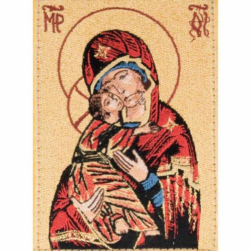 Copertina lit. vol. unico immagine Madonna di Vladimir s2