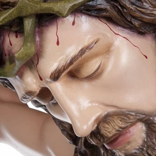 Corpo di Cristo vetroresina 160 cm s6
