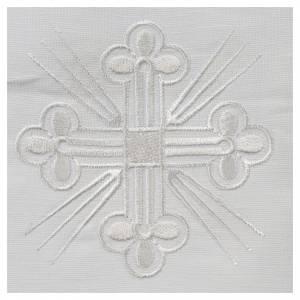 Altargarnitur: Corporale aus Lein-Mischung