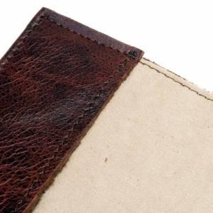 Couverture vol. unique cuir Vierge s5