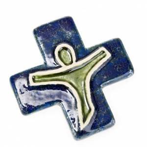 Croce crocefisso stilizzato s2