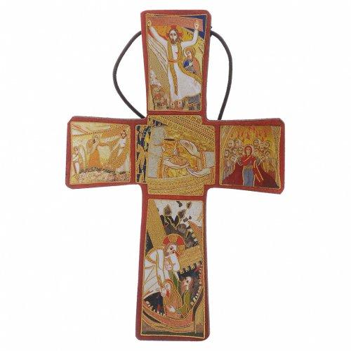 Croce della Passione di Gesù Padre Rupnik 10x15 s1