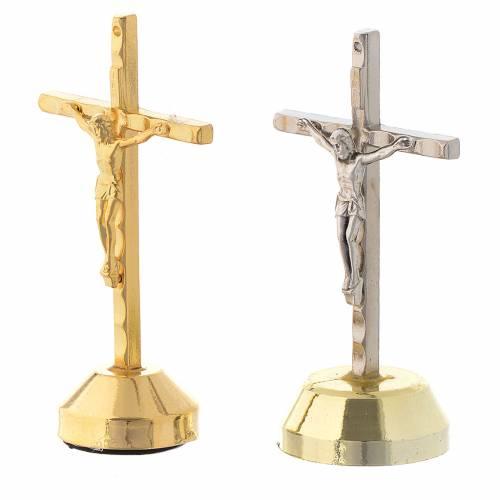 Croix aimant, métal s2