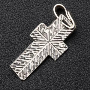 Croix argent rayée sur le derrière s3