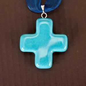 Croix pendentif carrée s5
