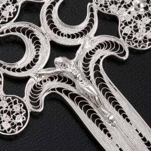 Cross pendant, 800 silver, 12,7g s3