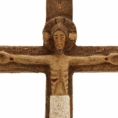 Crucifijo pectoral de madera, Monasterio Bethléem s4