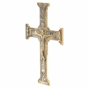 Crucifix Bethlehem Monks 29x19cm s2