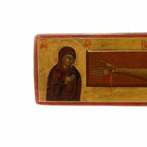 Crucifix ortodoxe ancien, XIX siècle s7