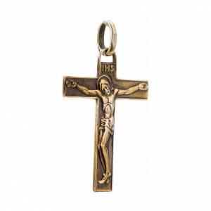 Cruz renacentista plata 925 s2