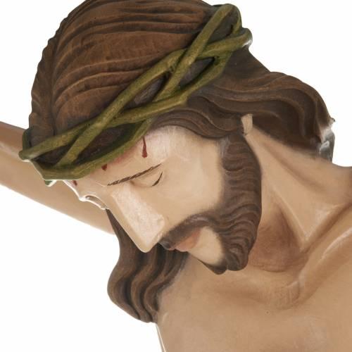 Cuerpo de Cristo  80 cm en fibra de vidrio s2