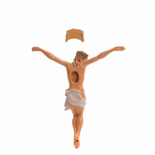 Cuerpo de Cristo 9 cm pvc Fontanini tipo porcelana s2